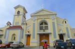 The Church of San Pedro (2013)