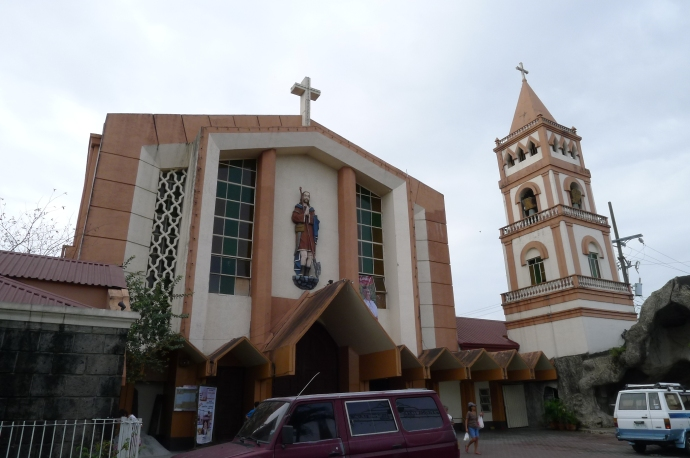 Church of Binan (2013)