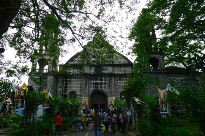 The Church of Calamba