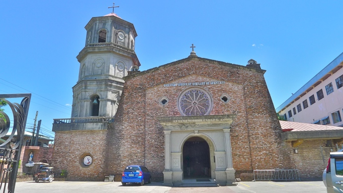 The Church of San Mateo