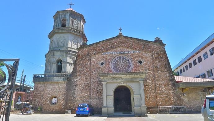 The Church of San Mateo