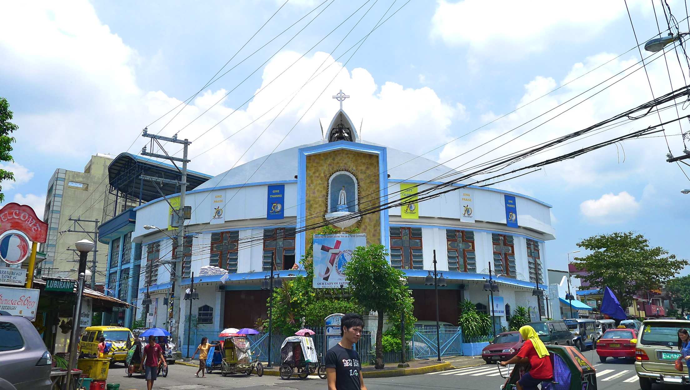Our Lady of Fatima Parish Bacood