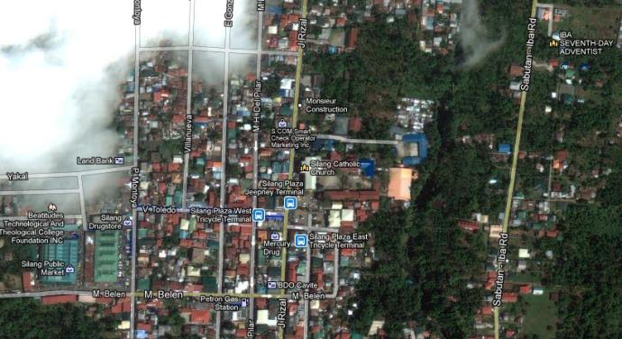 Church of Silang