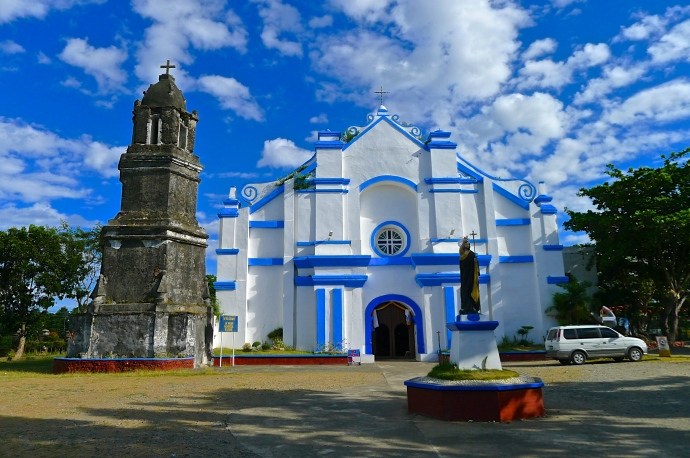 The Church of Badoc