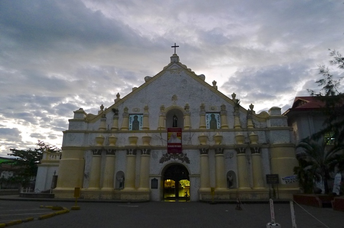 The Cathedral of Laoag