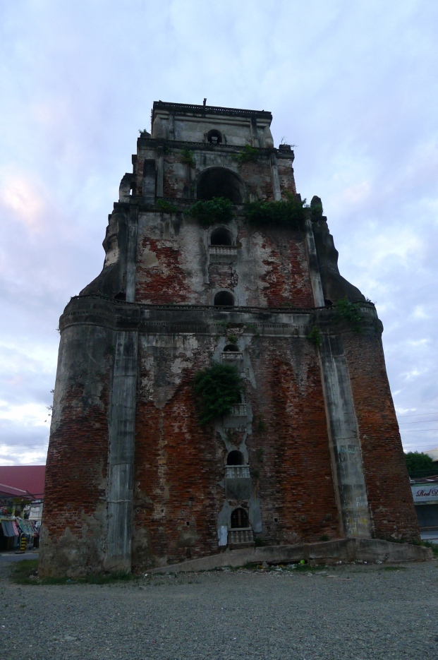 The Sinking Bell Tower