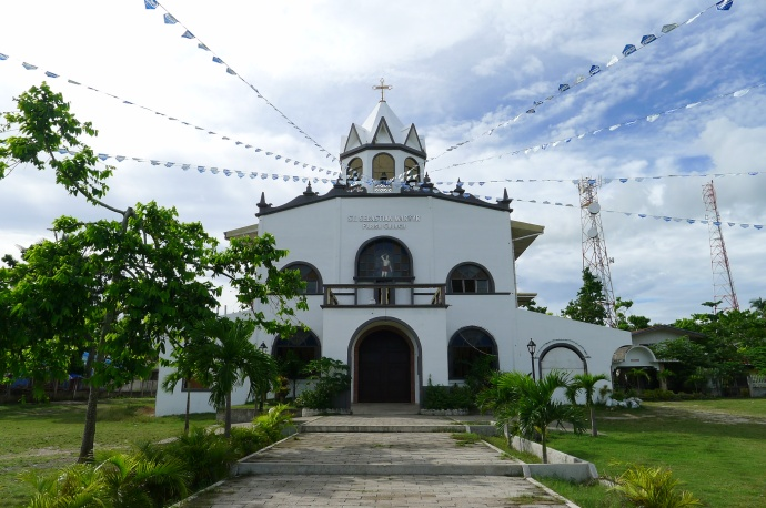 The Church of Borbon